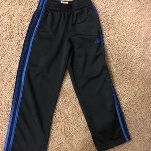 Boys 7 Adidas Track pants